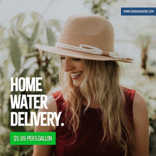 Home Water Delivery AquaOne Lubbock, Wichita Falls, Amarillo, Burkburnett, Abilene